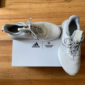 Adidas Alpha Bounce Reigning Champ sneaker shoes